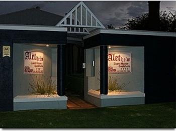 Aletheim Guest House (59 Milner Street) in Kimberley