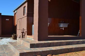 Kallabaskop Lodge in Springbok