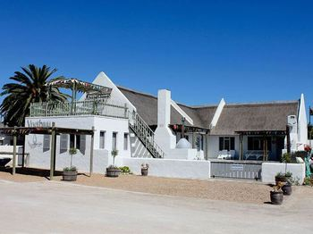Voetbaai in Port Nolloth
