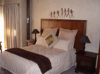 Kalahari Lodge in Kuruman
