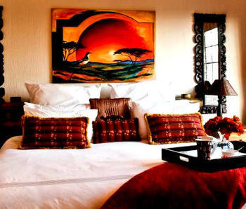 Boubou Bed and Breakfast in Rustenburg