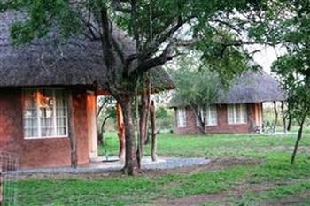 Hlane Royal National Park in Manzini